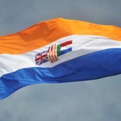 Apartheid flag