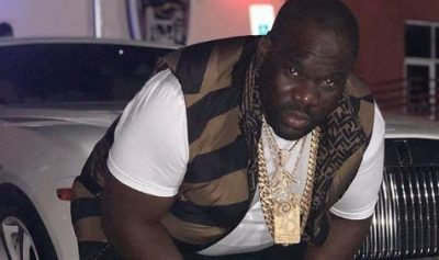 Carolina party promoter in gold chains