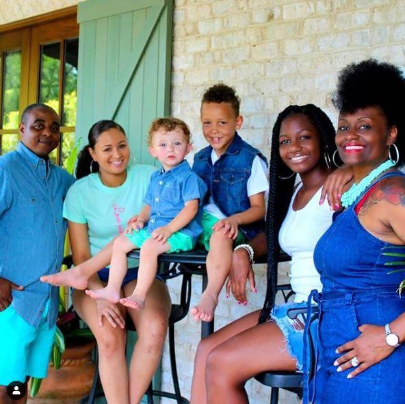 Family adopts