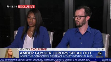 Jurors speak on Good Morning America