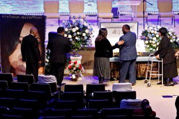 Atatiana Jefferson Funeral