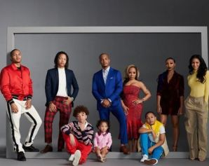 T.I. and Tiny family