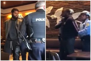 Starbucks arrests
