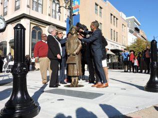 Rosa Parks Statue