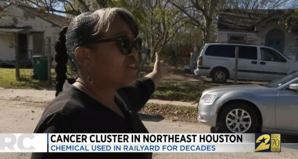 Houston Cancer Cluster