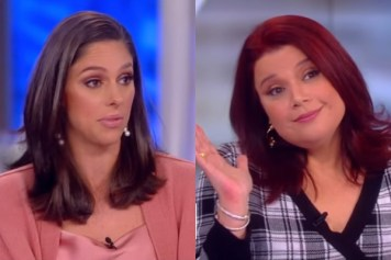 """Abby Huntsman Leaves """"The View"""""""