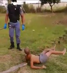 Police Brutality South Africa
