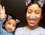 Insta :  Le fils de Keyshia Cole, âgé de 10 mois, a des fans qui jaillissent après avoir dit cela