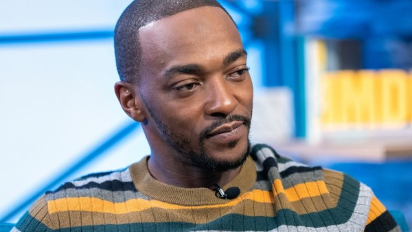 'Are You Saying They're Not Good Enough?': Anthony Mackie Questions Marvel's Hiring for 'Black Panther' Versus Other Movies