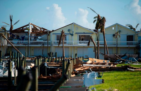 Bahamian Girl Separated from Parents After Hurricane Dorian