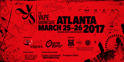 VapeShowcase Flyer