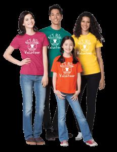 Volunteer - Top Atlanta Screen Printers