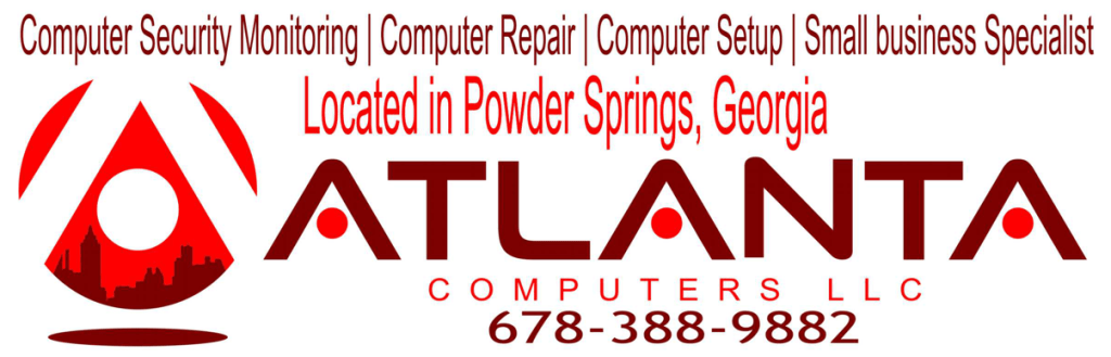 Computer Sales Service and Repair Small Business Specialist