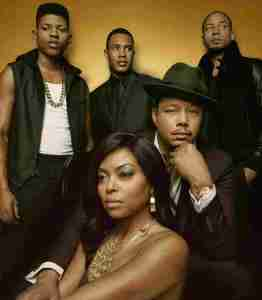 """The cast of """"Empire."""""""