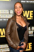 """ATLANTA, GEORGIA - MARCH 10: Drea Kelly attends the premiere of """"Waka & Tammy: What The Flocka"""" at Republic on March 10, 2020 in Atlanta, Georgia. (Photo by Paras Griffin/Getty Images WE tv)"""
