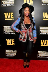 """ATLANTA, GEORGIA - MARCH 10: Kandi Burruss attends the premiere of """"Waka & Tammy: What The Flocka"""" at Republic on March 10, 2020 in Atlanta, Georgia. (Photo by Paras Griffin/Getty Images WE tv)"""