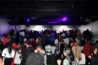 """ATLANTA, GEORGIA - MARCH 10: A general view of atmosphere during the premiere of """"Waka & Tammy: What The Flocka"""" at Republic on March 10, 2020 in Atlanta, Georgia. (Photo by Paras Griffin/Getty Images WE tv)"""