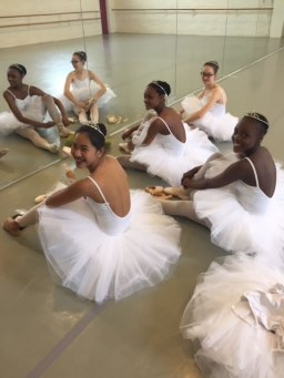 ADMA Ballet Intensive Summer Camp