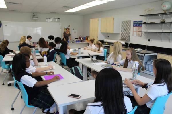 Campus Tour Atlanta Girls' School