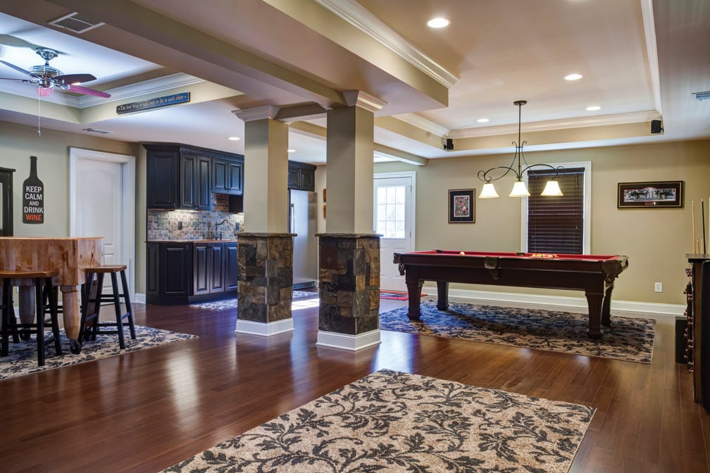 Basement Designs And Trends
