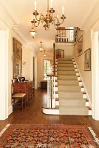 Stylish staircases and Inviting entryways - Atlanta Home ...