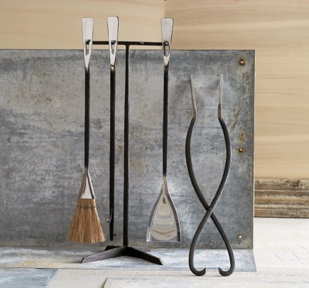 Hearth tool set by Roost, $385 for the set. Available at scout
