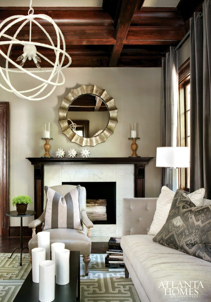 Master Sitting Room by Jimmy Stanton; Stanton Home Furnishings