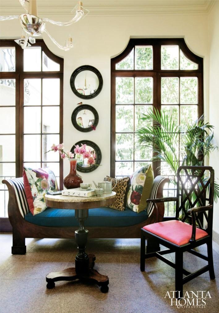 Morning Room by John Oetgen; Oetgen Design Inc.