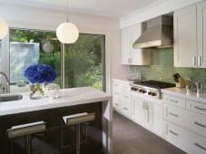Kitchen + Bath Bronze Mark Williams, Allied Member ASID, and Niki Papadopoulos, ASID, Mark Williams Design Associates