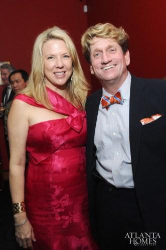 Mary Johnson and Dennis Dean
