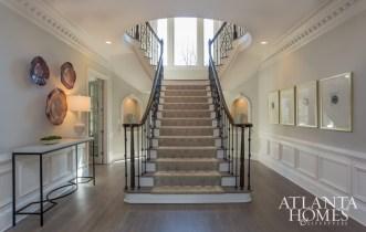 "Residence Over 3,500 Sq. Ft. // Silver Stephen Pararo, ASID, Seble Bebe Mengistu, Pineapple House Interior Design ""The New Southern"""