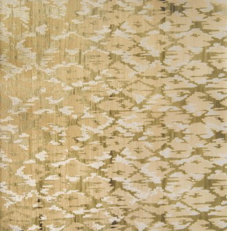 """Leo"" fabric by Philip Gorrivan For highland court. Available to the trade through Duralee, adac, (404) 467-8404; duralee.com"