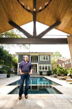 Designer Brian Watford. Photo by David Christensen