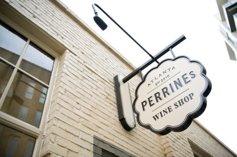 """Stock the bar with libations and wine accoutrements from Perrine""""s Wine shop."""
