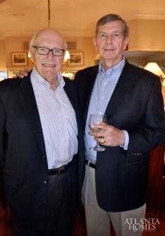 Joe Robertson and Barry Lynch