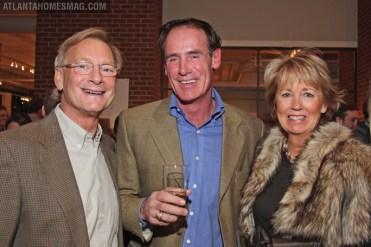 Dan Belman, Randy Korando and Carolyn Malone