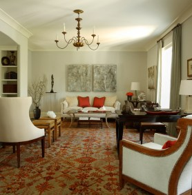 BRONZE Residential Showhouse McLaurin Interiors, Maria McLaurin Nutt, ASID