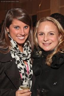 Anna-Wooten Gauss and Amy Morris