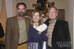 Randy Korando, Elizabeth Morgan Spiegel and Dan Belman