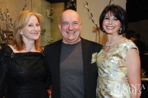 Ellen Feinsand, Michael Taormina and Co-chair Debbie Neese