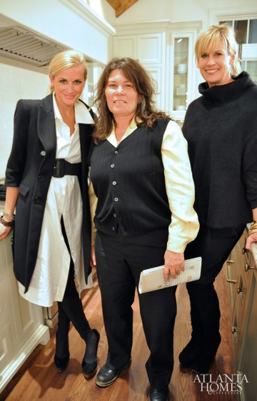 Dixie Peeples, Liz Irons and Kay Douglass