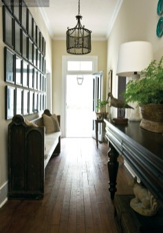 """In Madison, a spacious hallway connects the home""""s main rooms."""