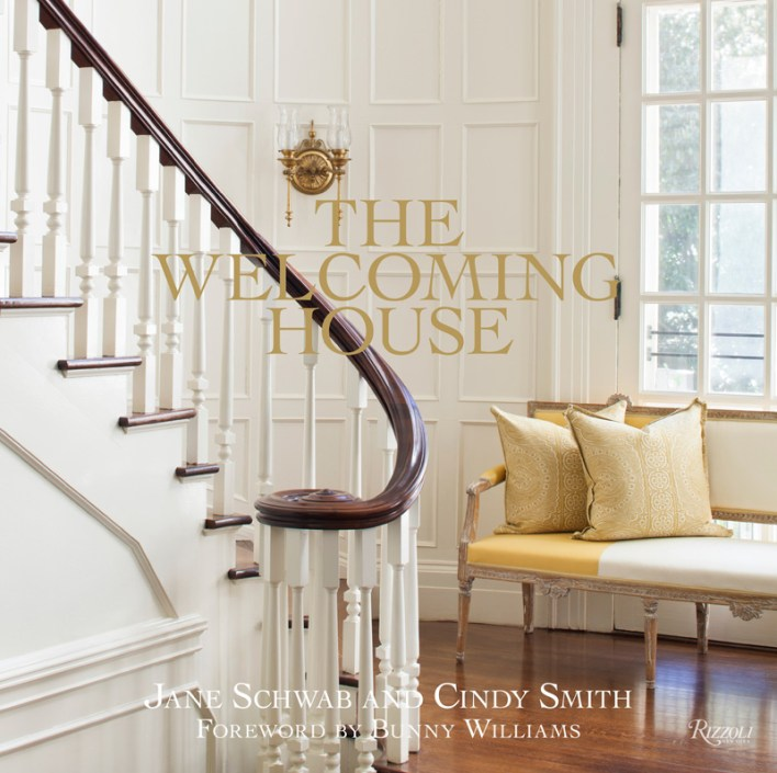 In The Welcoming House (Rizzoli, $55), Charlotte tastemakers Jane Schwab and Cindy Smith share their favorite design projects from across the region.