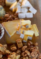 Cheeses from Sweet Grass Dairy.