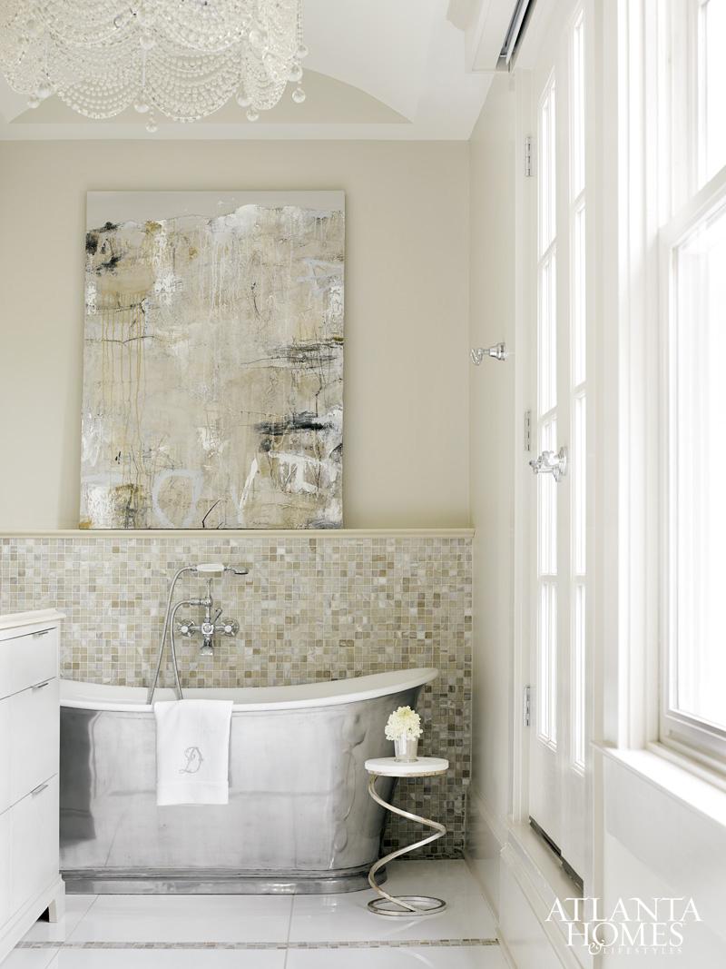 Atlanta Homes And Lifestyles Bathrooms