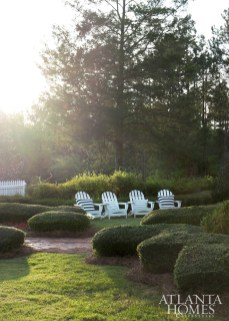 As the sun sets over the lush grounds, the Greek Revival home known as Redland overlooks its new site in Harris County.