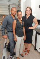 Durrell and Christine Thomas, Michelle Bennett