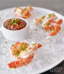 Royal Red shrimp cocktail