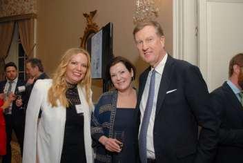 Pauline King, Beth Webb, Chuck Hanavich