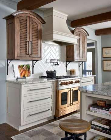 Residential – Kitchen – Silver: Big Canoe, C. Socci Inc., Chris Socci, Allied ASID
